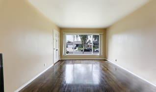 Living Room, 4762 Snowden Avenue