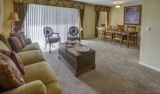 Living Room, Jacaranda Club