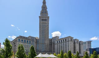Building, The Terminal Tower Residences