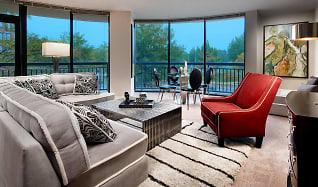 Living Room, Instrata Pentagon City