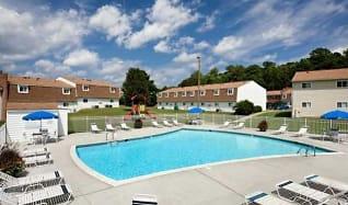 Pool, Tanglewood Apartments