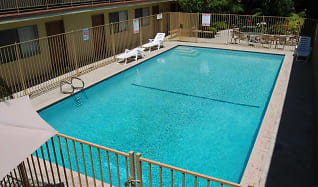 Pool, The Reef Studio Apartments