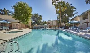 Pool, Viridian Apartments