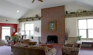 Living Room, Autumn Lakes