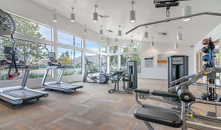 Fitness Weight Room, Sycamore Canyons