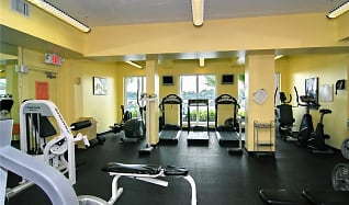 Fitness Weight Room, LAS OLAS