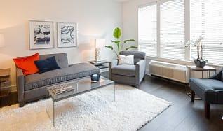 Living Room, The Cobalt in Somerville