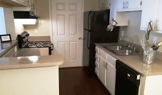 Kitchen, Ashford at Stone Ridge