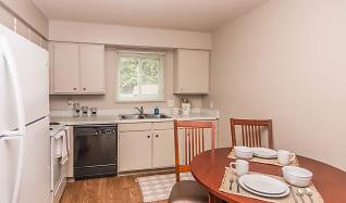 Kitchen, Indian Hills Apartments