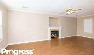 Living Room, 15214 Leslie Brook Rd