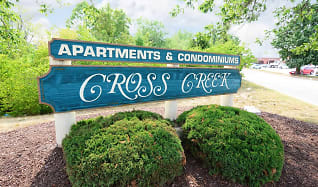 Community Signage, Cross Creek