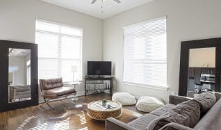 Living Room, District at Seven Springs