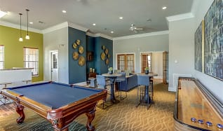 Phase 2 Amenities Building-Billard Room, The Vineyard of Olive Branch