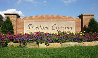 Landscaping, Freedom Crossing Apartments