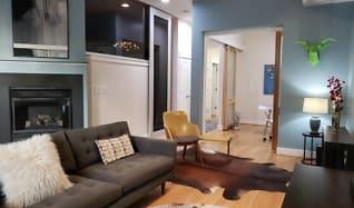 Living Room, 9 North 25th Street Unit # 9