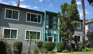 Building, Ladera Townhouse Apartments