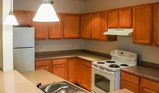 Kitchen, Sibley Park Apartments