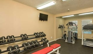 Fitness Weight Room, Windsong Place
