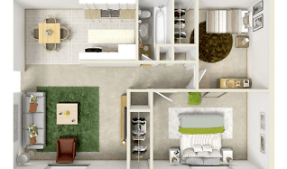 Thunder Ridge Apartments, Waterloo, IA