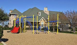 Playground, Sycamore Center Villas