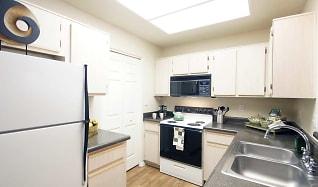 Kitchen, Ventana Luxury Apartments