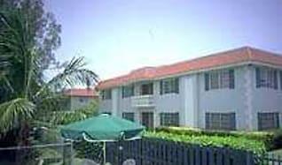 Building, Lake Villa Apartments