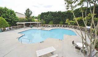 Pool, Cardinal Apartments
