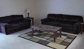 Living Room, Oak Forest