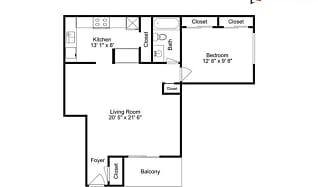 Floor Plan.jpeg, 1042 Churchill Downs Court, Unit A