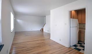 Dining Room, Broad Ripple Apartments