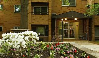 Leasing Office, Carol Apartments