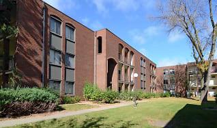 Building, Westview Park Apartment Community
