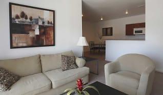 Living Room, Whitten Creek Apartments
