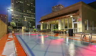 Pool, Four Winds NOLA