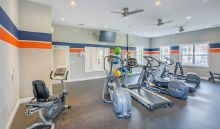 Fitness Weight Room, Avant at Steele Creek