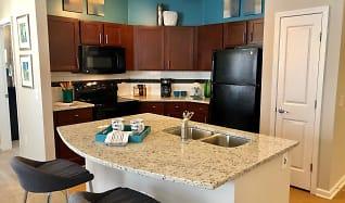Kitchen, Level at 401