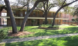 Courtyard, Courtyard Apartments at Cordova
