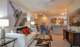 Living Room, Grandeville On Saxon Apartment Homes