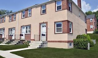 Building, Westland Gardens Apartments & Townhouses