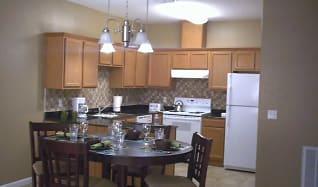 Kitchen, Bella Rose Luxury Apartments