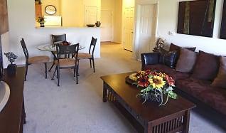 Living Room, Residences of Merrillville Lakes