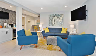 Living Room, The Clubhouse at Port Orchard