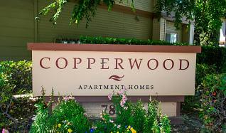 Community Signage, Copperwood Apartments