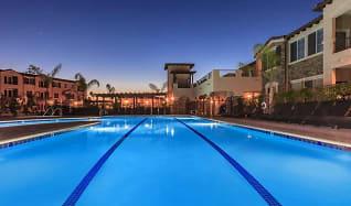 Pool, Avia La Jolla Senior Living