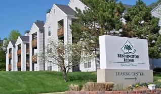 Building, Bennington Ridge