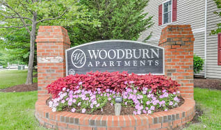 Community Signage, Woodburn Apartments