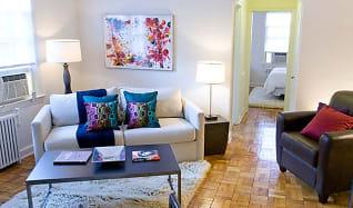 Living Room, eaves Tunlaw Gardens