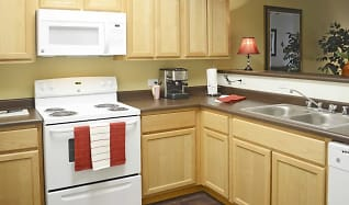 Kitchen, San Isidro Apartment Homes