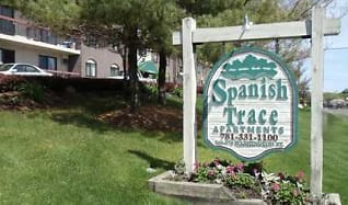 Building, Spanish Trace