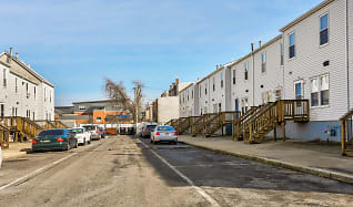 Building, Charles Drew Court Apartments